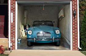 Elen Mcewen Cool Car Garage Art Pictures
