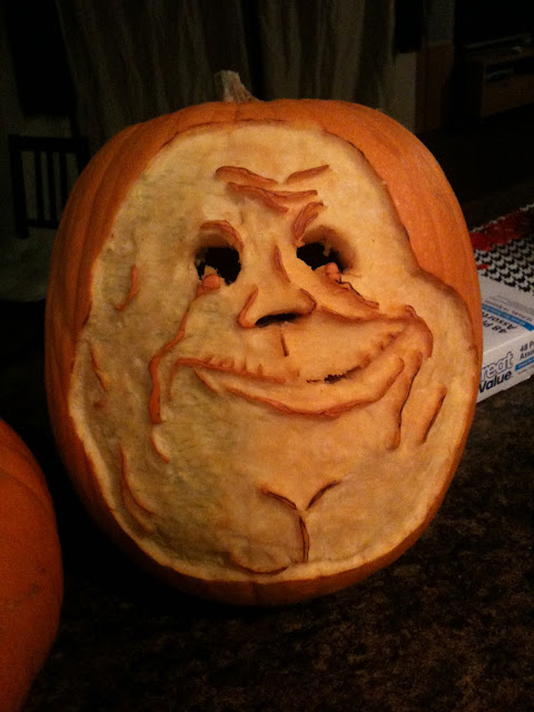 Cool Pumpkin 1