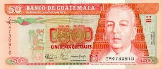 Moneda Oficial de Guatemala