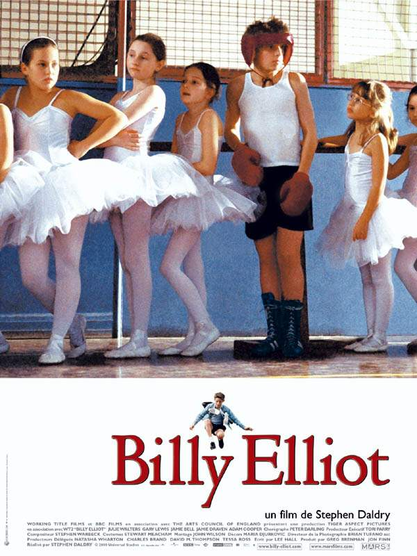 Gifted characteristics of billy elliot