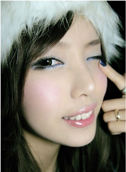 Ulzzang Makeup Tips: BEAUTY: Arctic Fairy Makeup By Ulzzang Pony