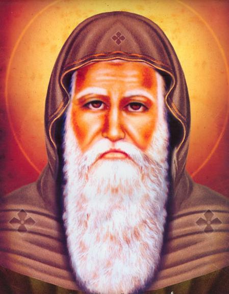 القديس الأنبا كاراس السائح