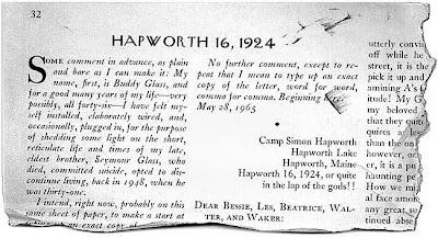 Salinger Hapworth 16 1924 Download