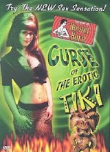 Stacy Burke stars in Curse of The Erotic Tiki