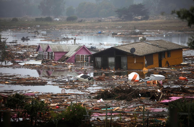 Disasters: with or without explanation?