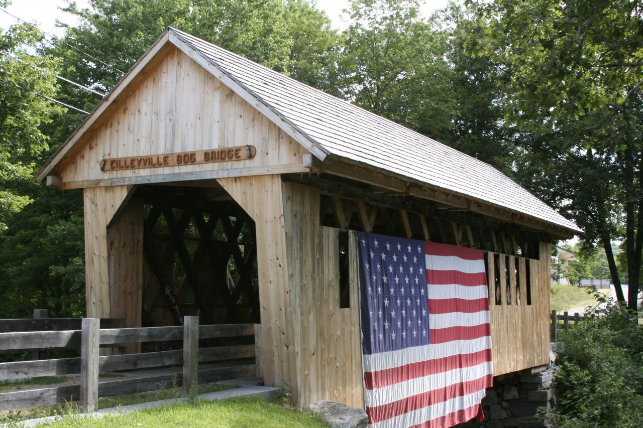 Pictures Of Covered Bridges 54