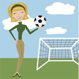 The trials & tribulations of being a soccer mom