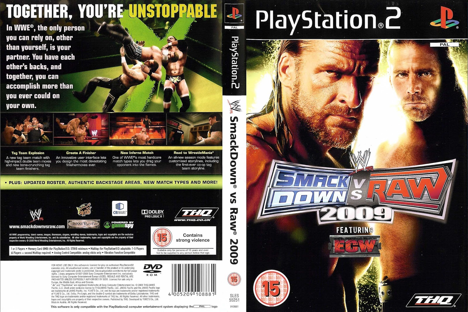 Download smackdown compressed : Amour song download
