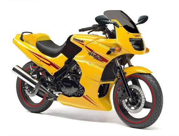 2005 Kawasaki Ninja 250r