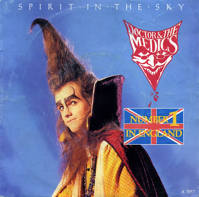 The Medics - Spirit In The Sky (1986) & Erasure - Oh L'Amour (1986