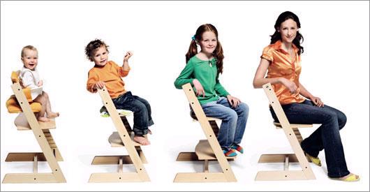 Tripp trapp by stokke design your life for Offerte stokke tripp trapp seggiolone