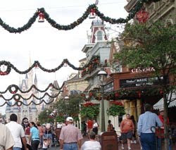 Magic Kingdom, Navidad, Walt Disney World Resort