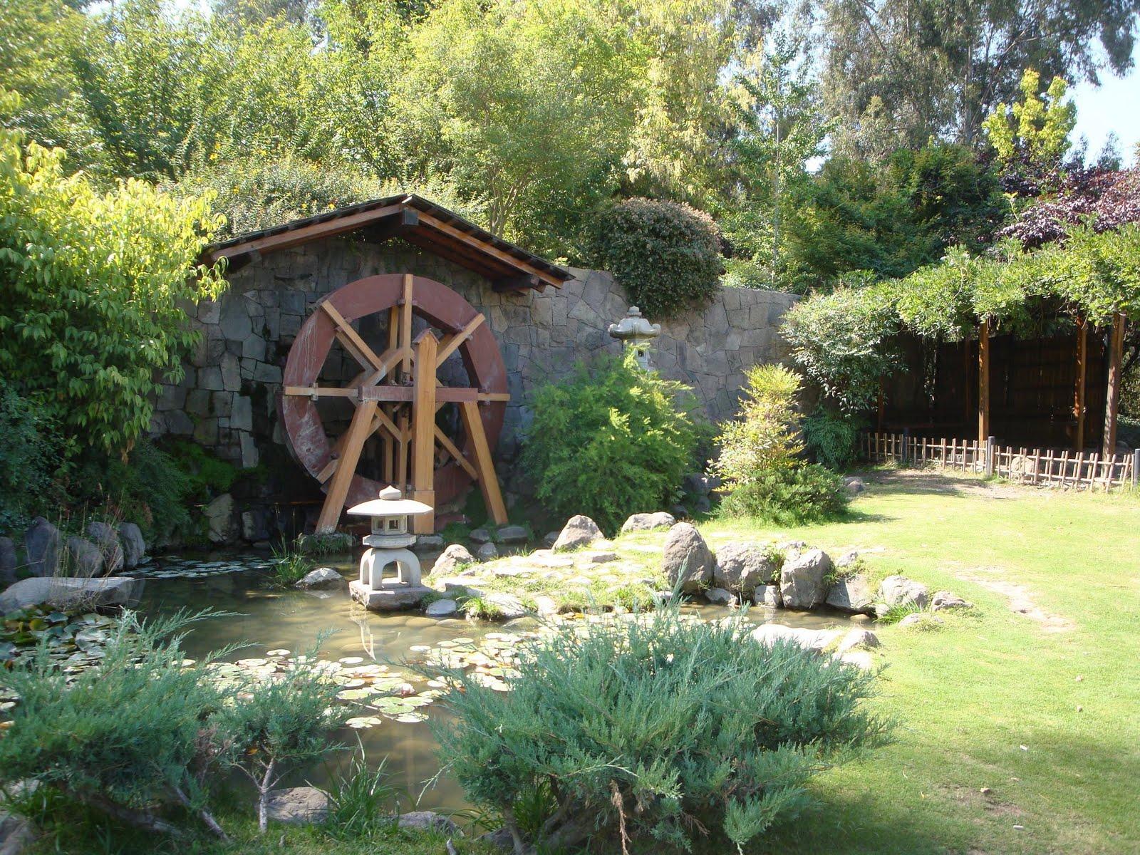 Viaje a sudam rica cerro de san cristobal jardin japones for Jardin japones de santiago