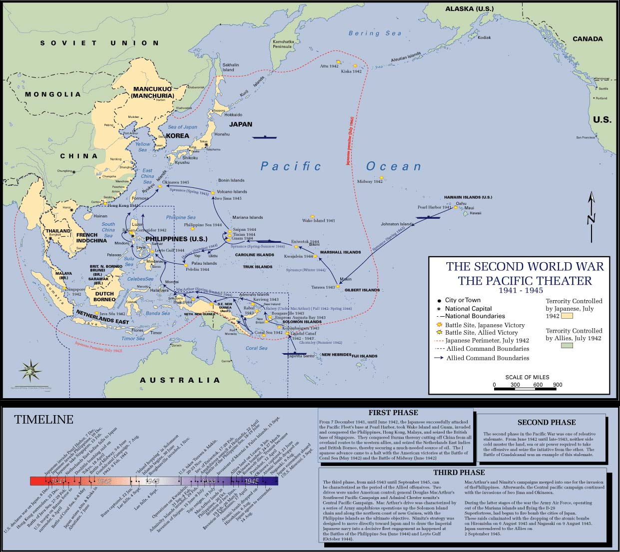 very close to the center of the map you can see the caroline islands guam is just above that