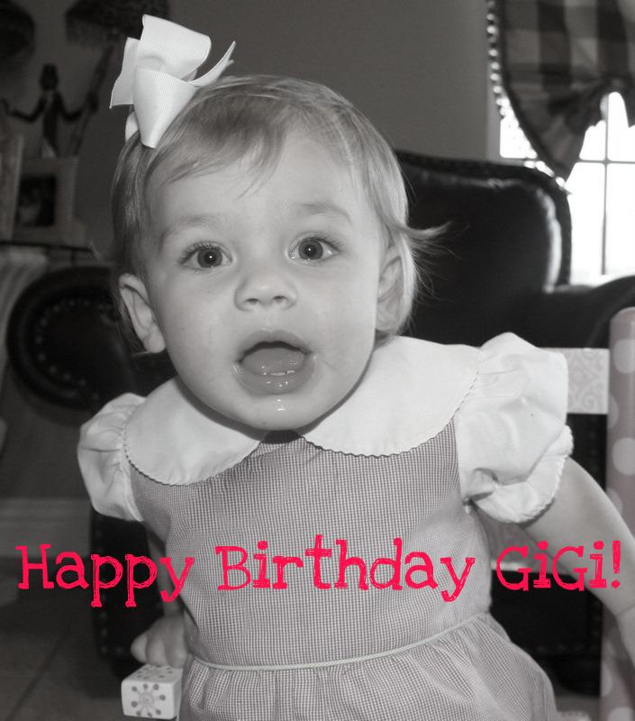Kelly S Korner Happy Birthday Gigi