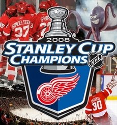 ONE of my passions... <b>The Detroit Red Wings!</b>