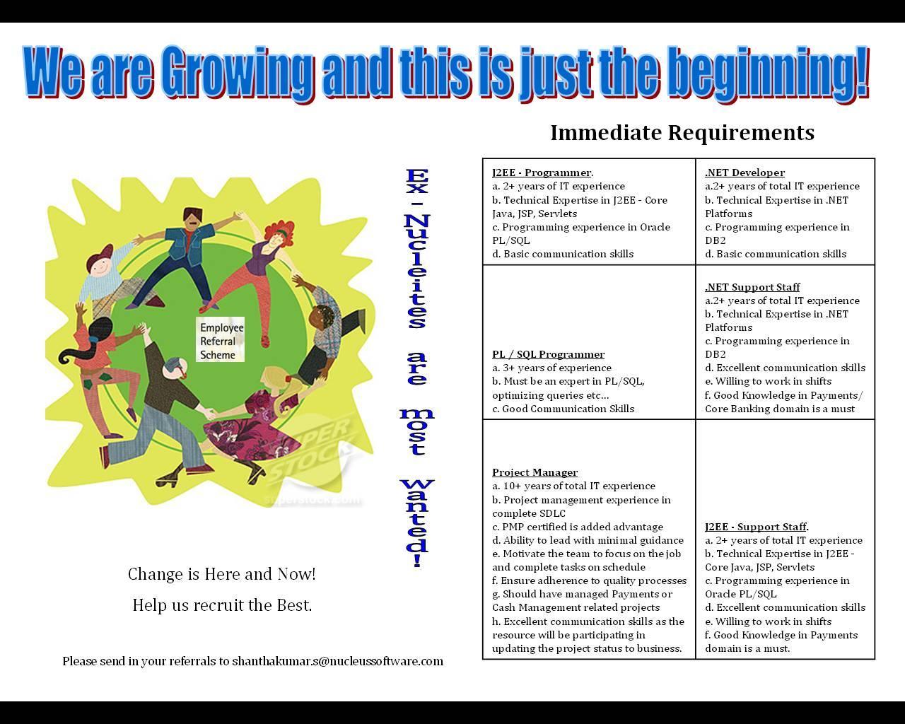 Friends Job Information: 07/01/2010 - 08/01/2010