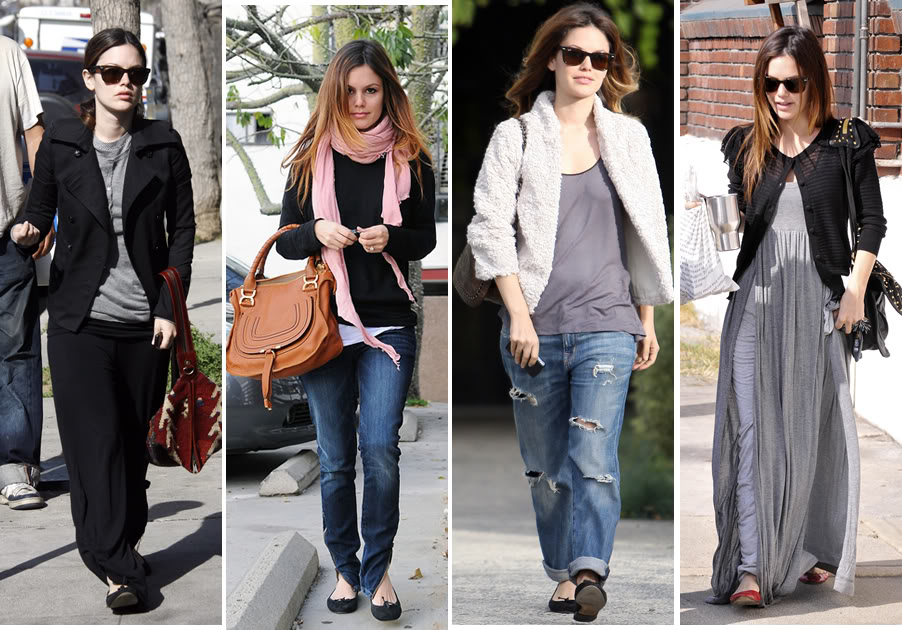 Super Livinglam Rachel Bilson Style Hairstyles For Women Draintrainus