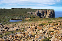 Perdition Ponds, Cape Pillar - 12th September 2009 (396KB)