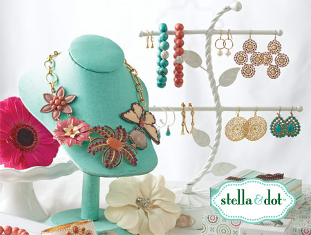 Stella & Dot: Announcement and GIVEAWAY!!!