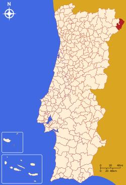 mapa de portugal miranda do douro Horta do Zorate: Foi dito por José António Pinto Ribeiro, ministro  mapa de portugal miranda do douro