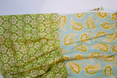 Tiered Pillowcase Dress Sewing Tutorial on polkadotchair.com