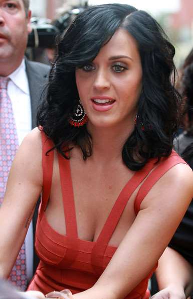 Katy Perry Dangle Decorative Earrings