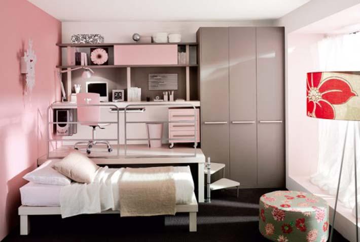 Warna Bilik Tidur Perempuan Desainrumahid