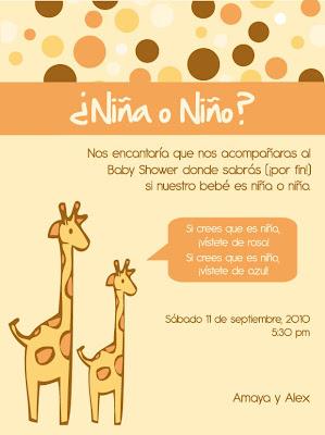 Frases Para Baby Shower Nena : frases, shower, Mundo, Según, Amaya:, Shower