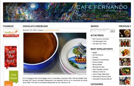 Cafe Fernando - Food Blog
