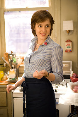 Amy Adams as Julie Powell - Julie & Julia Movie