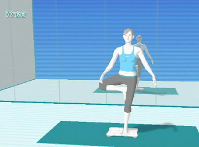 Six In The Northwest: Wii Fit Yoga Benefits