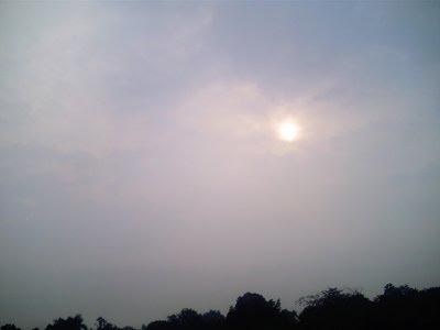 Gambar Matahari Pagi