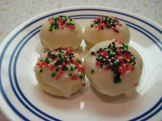 Completed Italian Cookies