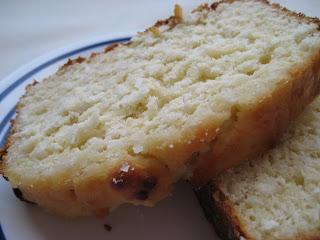 Lemon Coconut Bread