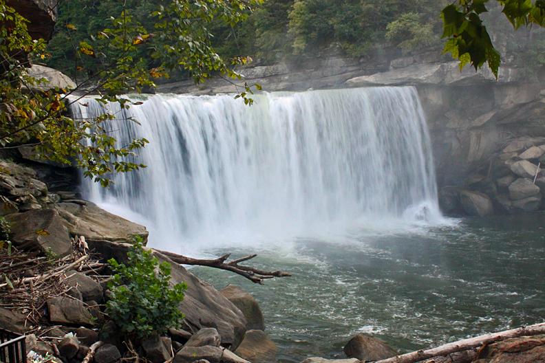 Joyful Reflections Cumberland Falls State Resort Park Ky