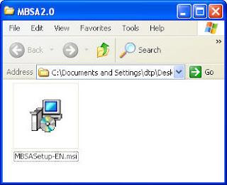 TÉLÉCHARGER MBSA 2.1