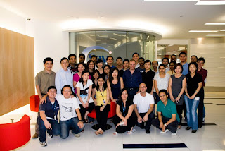 Savi Technology Collegues
