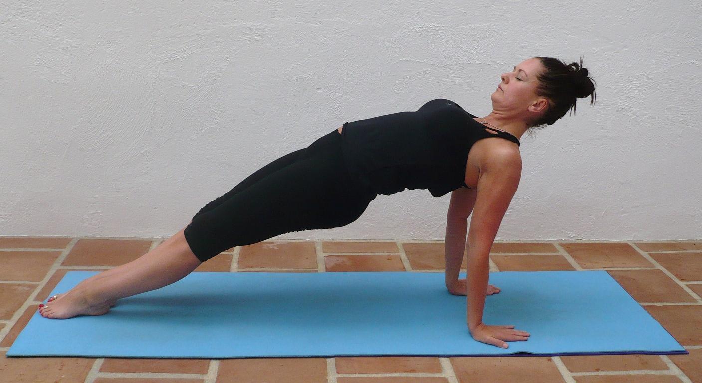 Yoga Relax: Easy Pose - Purvottanasana