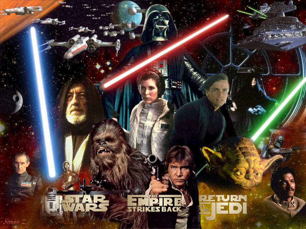 Wallpaper Buzz: Star Wars Wallpaper