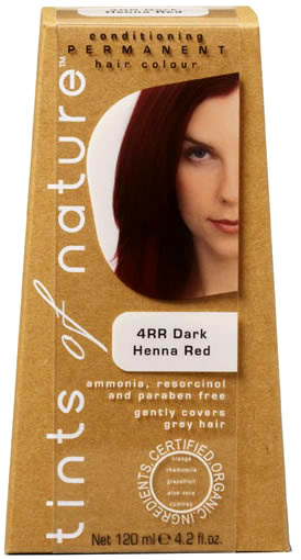 Review Tints Of Nature Permanent Hair Color The