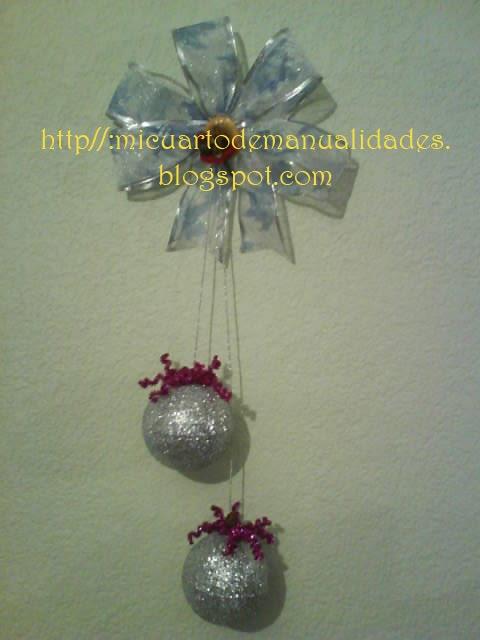 Mi Cuarto De Manualidades Esther Esferas De Navidad