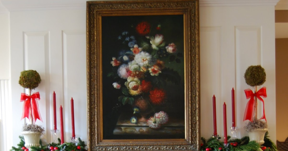 Imparting Grace: Christmas Decorating Preview: Mantels