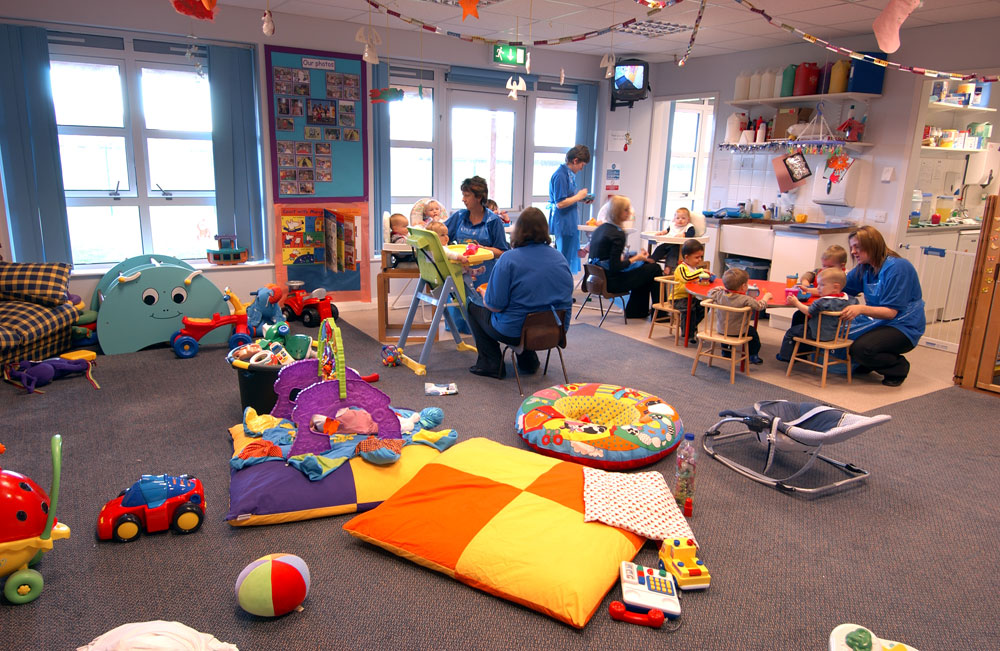 Nest Bliss: How To Choose A Great Daycare