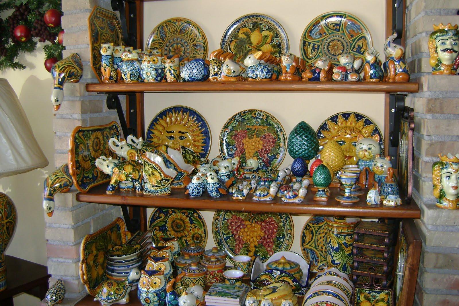 Piastrelle ceramica di caltagirone piastrelle caltagirone cucina