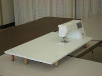 petit design co diy sewing machine extension table rh blog petitdesignco com sewing machine extension table brother sewing machine extension table pfaff