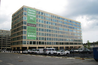 Bernstein Companies, Peak Development and Abdo Development are building a new residential building in southwest DC