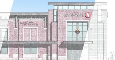 New construction in Tenleytown, DC, Safeway to undergo renovation on Wisconsin Avenue