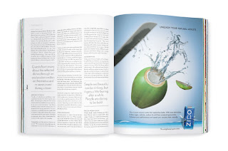 Competitive Advertising Project: Zico Coconut Water