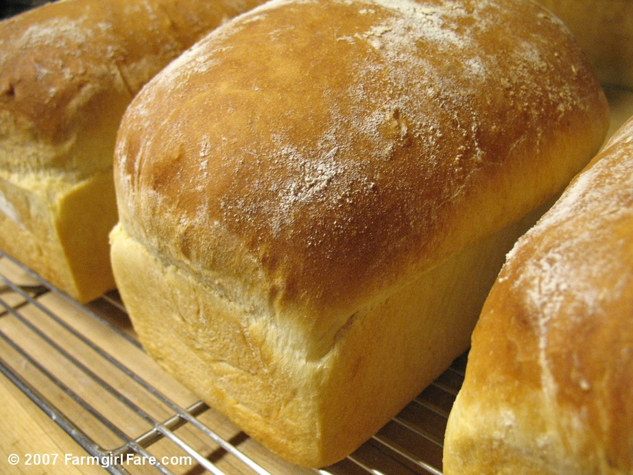 Old Fashioned Bread Making Recipes